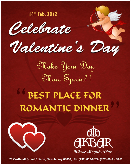 Akbar Restaurant Party Banquet Events Indian Restaurant Nj