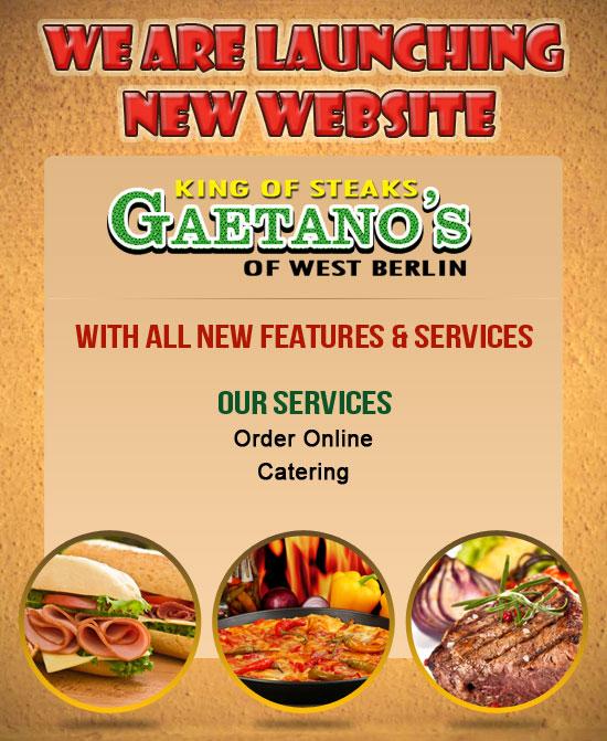 News & Events Announcement Healthy Italian Restaurant NJ 08091