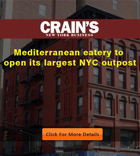 http://www.crainsnewyork.com/article/20140717/REAL_ESTATE/140719869/mediterranean-eatery-to-open-its-largest-outpost-in-the-city