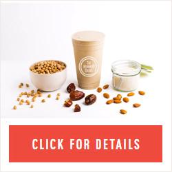 The Hummus & Pita Co. to Serve Hummus Shake for National Hummus Day