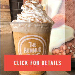I Tried the Vegan Pumpkin Spice Hummus Shake So You Don't Have To